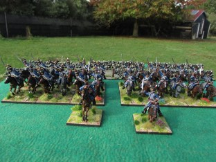 Brigaded with the 16th Light Dragoons.