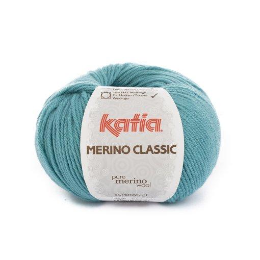 Merino Classic 30 Turquoise