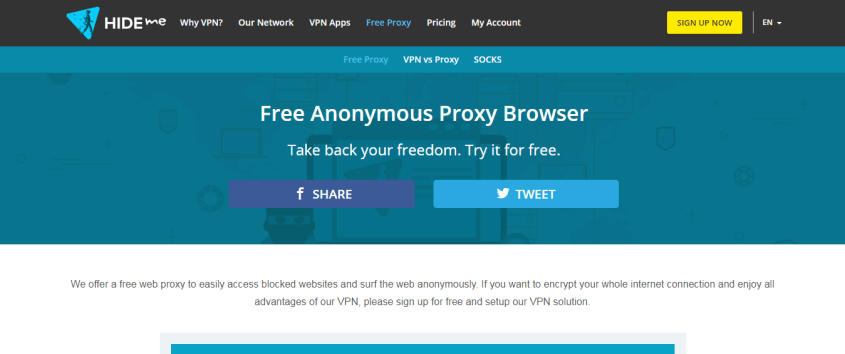 15 Best Free Anonymous Proxy Servers - WoolThemes