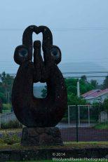 Mataveri Airport art