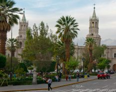 Basilica Cathedral of Arequipa