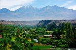 Chachani Volcano - 19,997 feet high