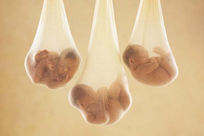 anne geddes babies4 Babies Come as Three Angels by Anne Geddes