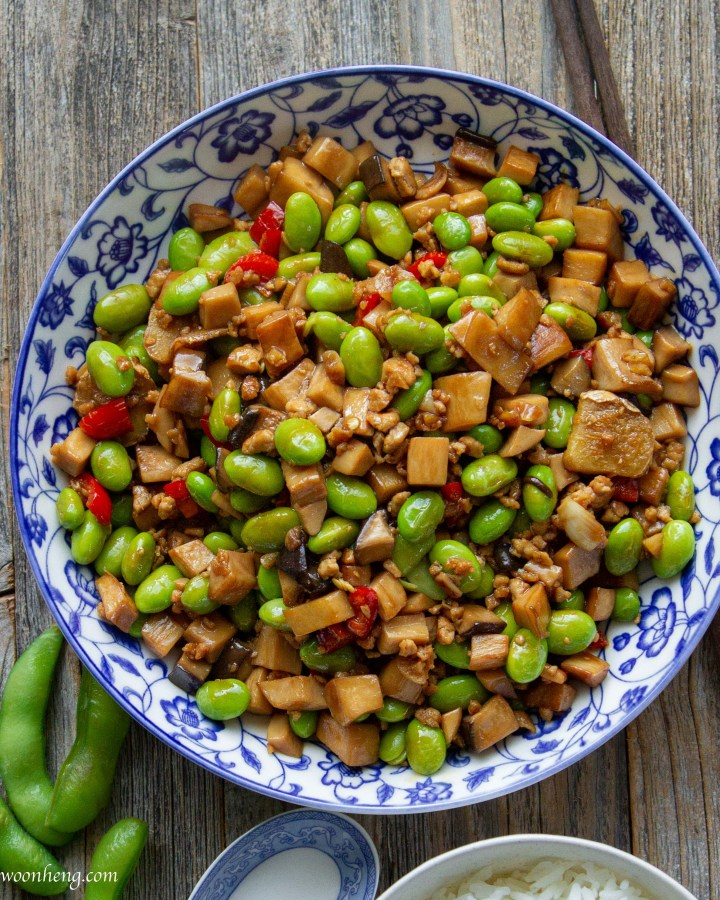 edamame-and-mushrooms-stirfry