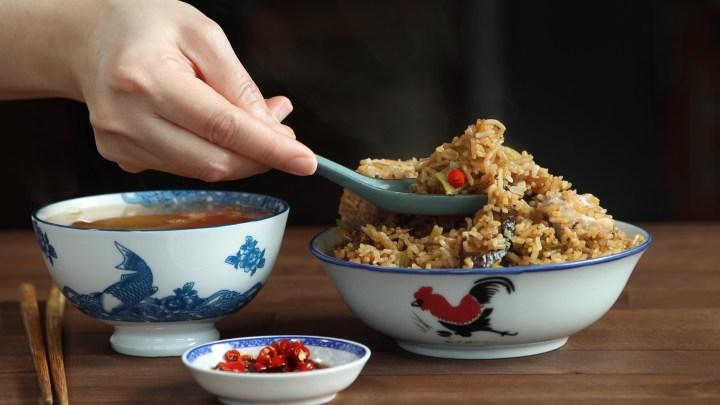 taro-rice