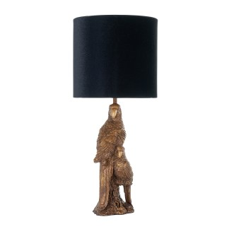 Tafellamp Andor (Zwart/goud)