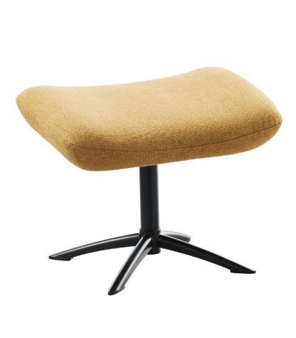 Torino fauteuil+hocker