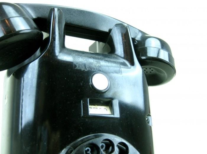 vintage hangtelefoon