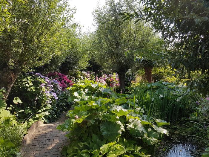 De tuin van de Appeltern