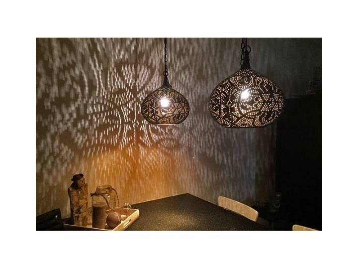 ronde lampen