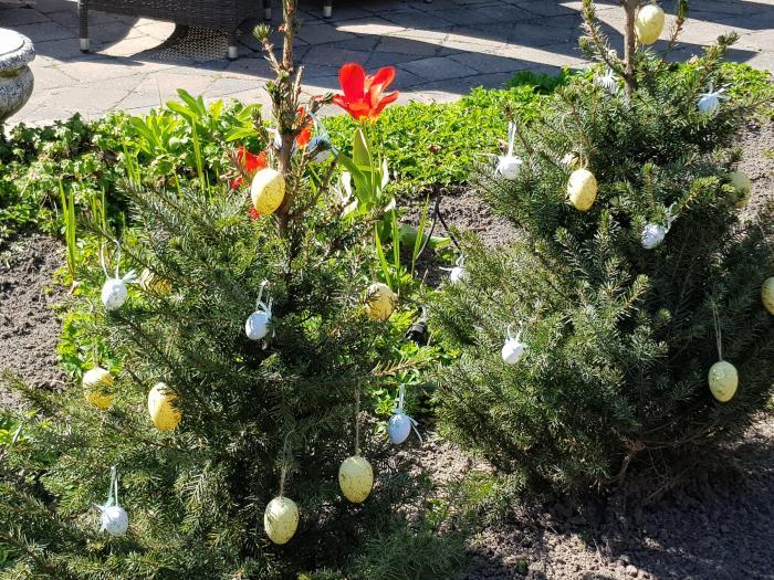 paasboom maken