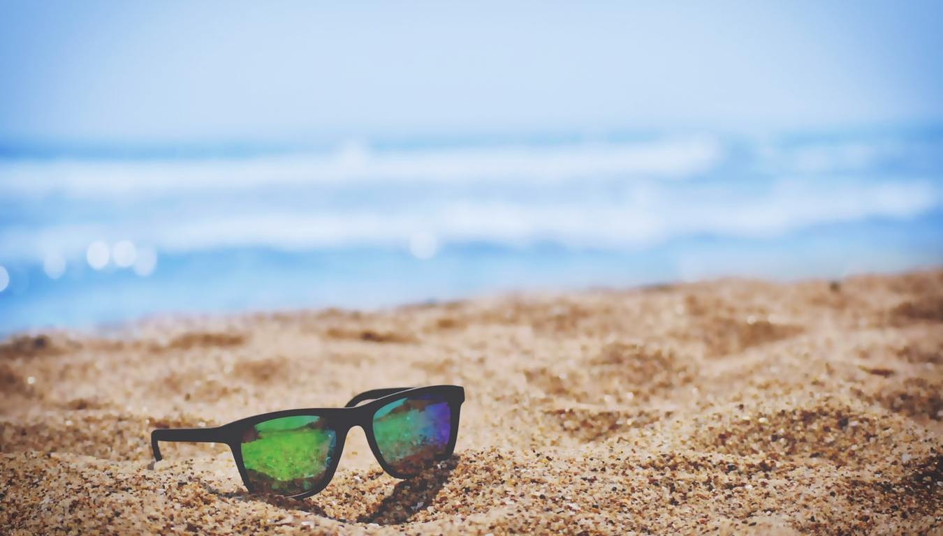 vakantie in de zomer