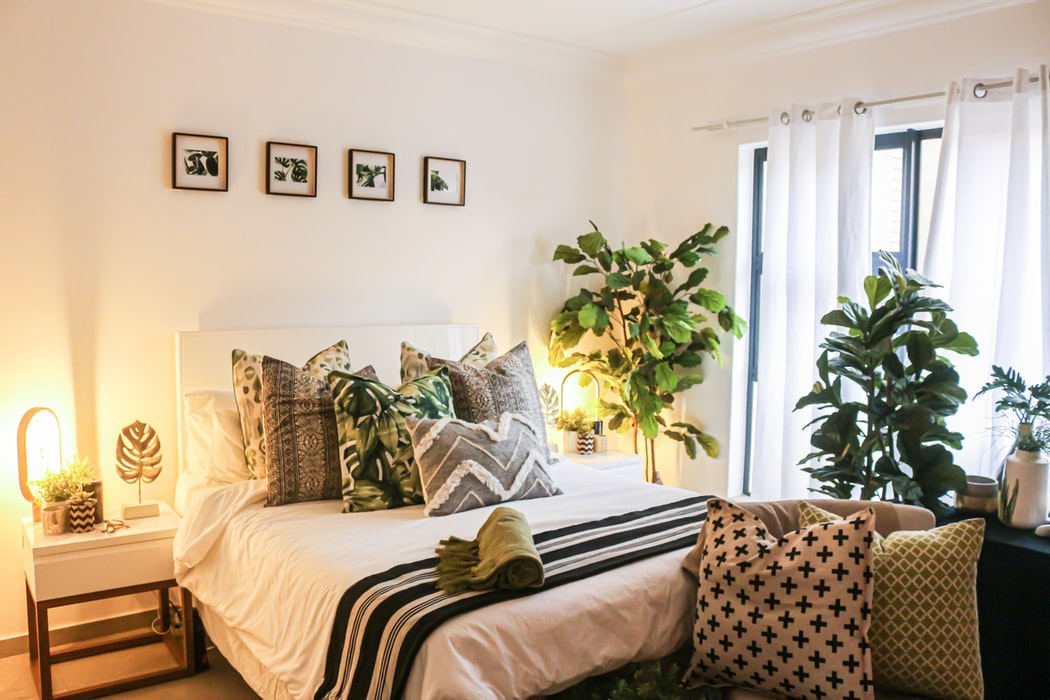 DIY Interieurideeën voor de slaapkamer