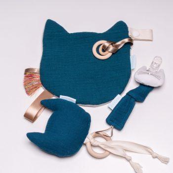 Set de Jucării Senzoriale Pisici Albastre