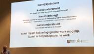 Onderwijsdag met CultuurSchakel: ontmoetingen met cultuuraanbieders, Jelle Jolles en Gert Biesta…