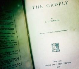 Titelpagina van The Gadfly