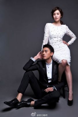 They are the best looking couple! They need to do another drama, film, collaboration, whatever!!!