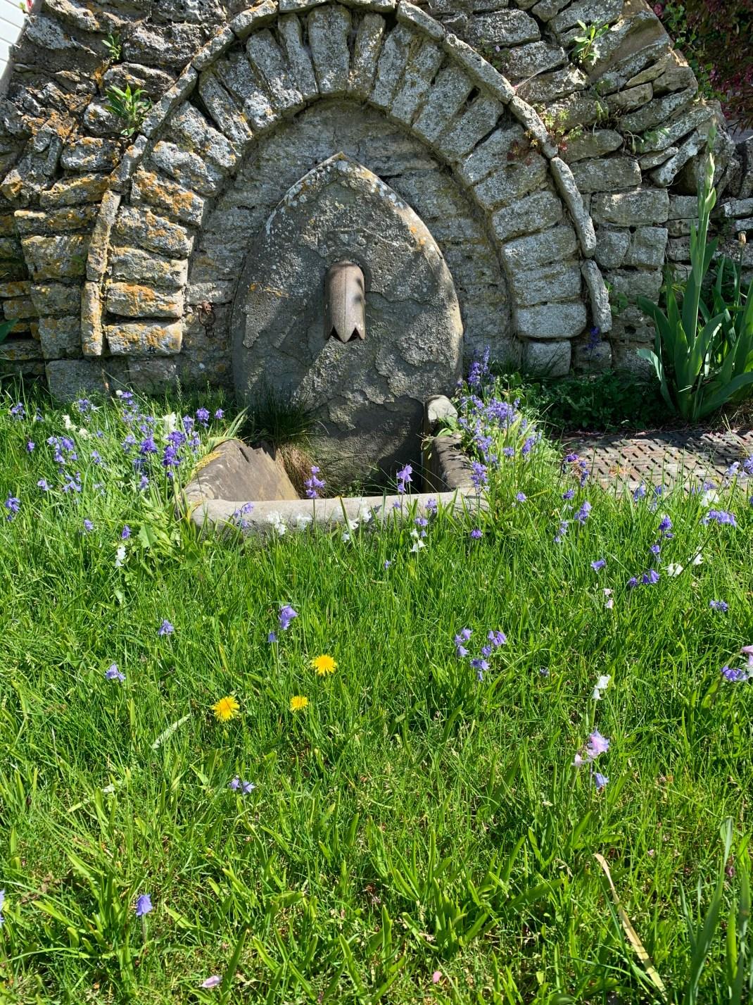 wootton parish village well