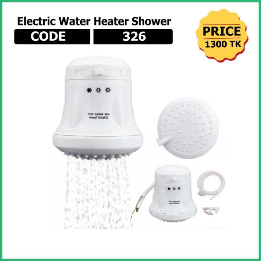 Electric Water Heater Shower