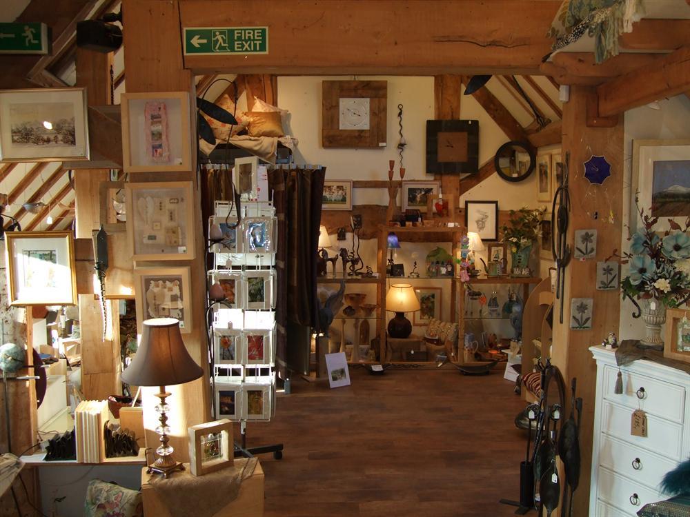 Jinney Ring Craft Centre In Near Bromsgrove