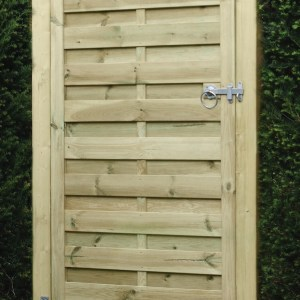 Arched horizontal gate 3ft x 6ft