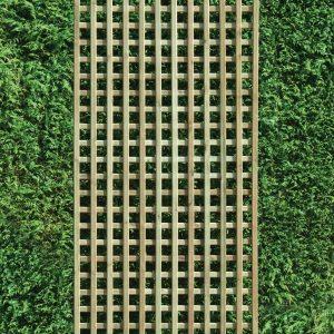 1830mm x 900mm Square Lattice