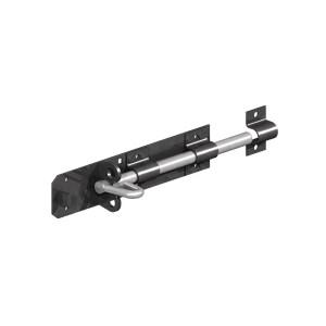 "GATEMATE® Brenton Padbolt, 6 x ½"" / 150 x 12mm, Black"