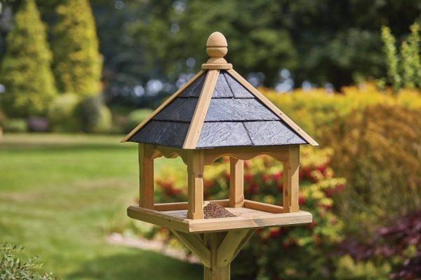 Palmer Square Bird Table
