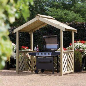 Hampton BBQ Shelter