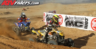 2013-02-josh-frederick-row-can-am-ds450-yamaha-yfz450r-atv-battle