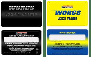 Membership Cards Basic Platinum