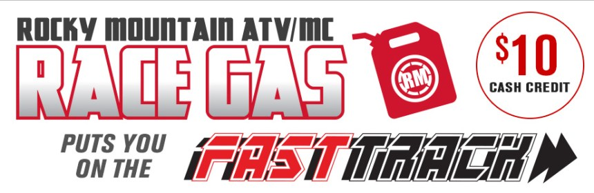 Rocky Mountain Race Gas Program 2018