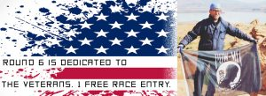 2018 Round 6 Veterans Free Race Entry
