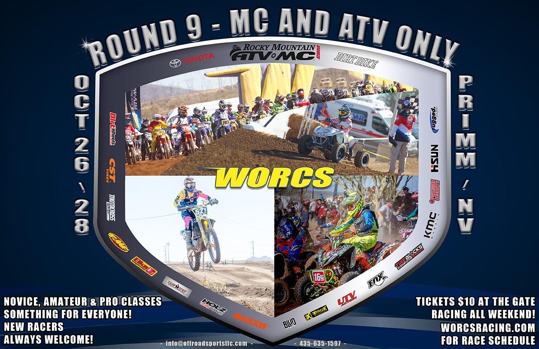 2018 Round 9 MC ATV ONLY FLIER