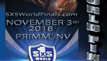 Round 9 – SXS WORLD FINALS - Buffalo Bill's Casino - Primm, NV – November 2-3, 2018