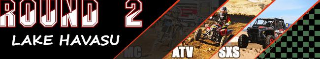 ROUND 2 ATV MX