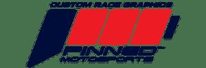 Pinned Motosports Logo