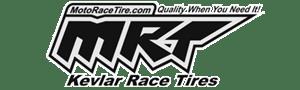 MotoRaceTire.com Kevlar Race Tires Logo