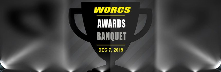 2019 WORCS CHAMPIONSHIP AWARDS BANQUET