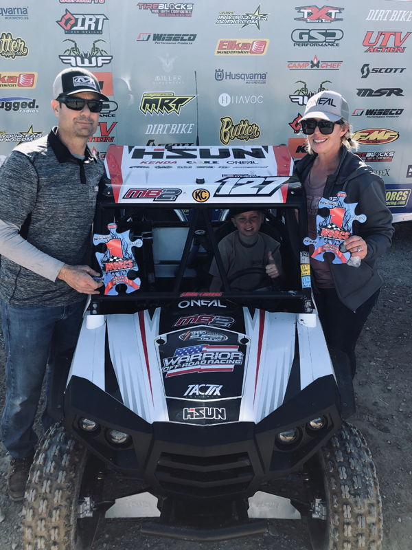 2020 Round 3-4 James ONeal Amateur Race Report