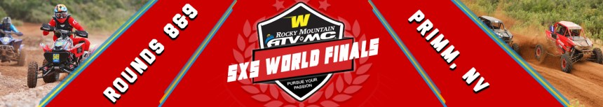 2020 Round Featured Header - SXS WORLD FINALS - ROUNDS 8&9 - PRIMM NV