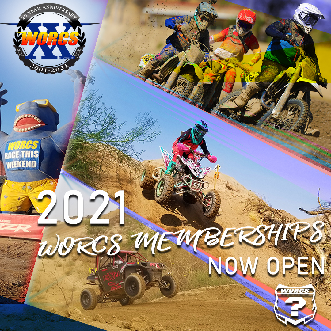 2021 Memberships Open