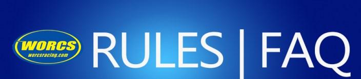 WORCS RULES & FAQs