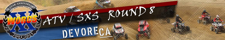 ATV SXS ROUND 8 DEVORE CA