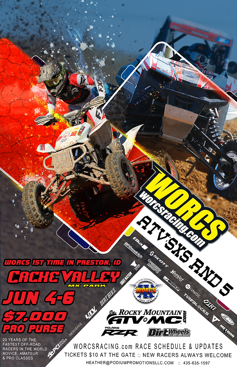 2021 Round 5 ATV SXS Cache Valley