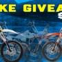 Featured Blog Header - KTM HUSQ BIKE GIVEAWAY