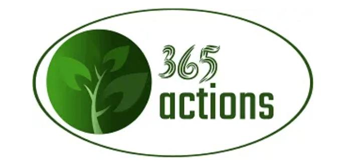 Word Wizardry: 365Actions Logo