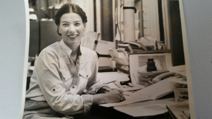 Panciera began her career as a reporter and editor for The Westerly Sun.