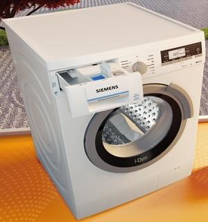 953159siemens i dos washing machine