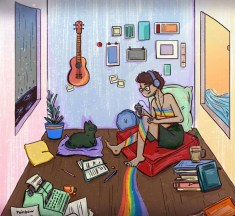 Almaarii – A South Asian Queer Collaborative Storytelling Project